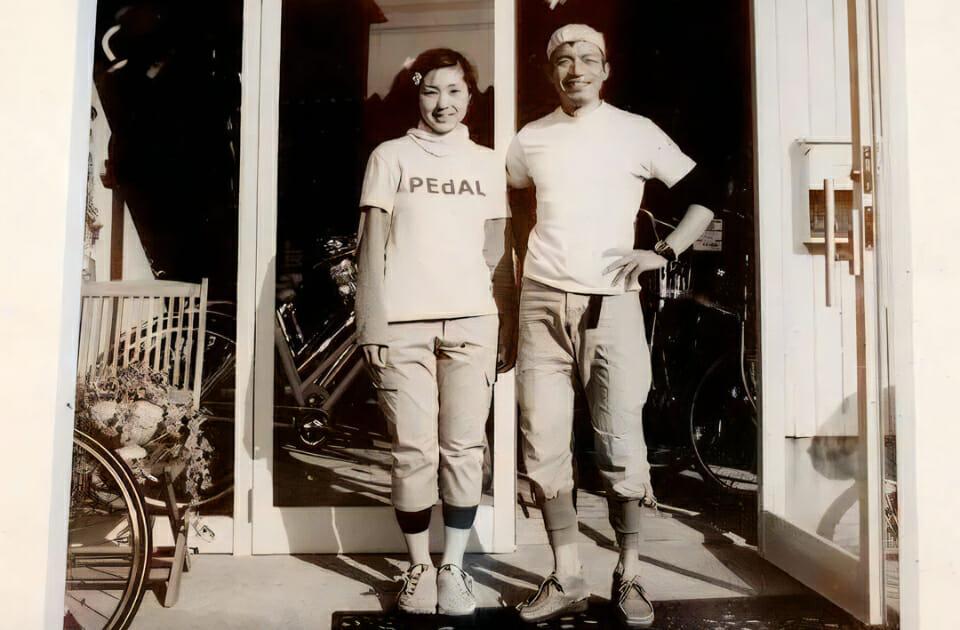 「ライフ・ウィズ・バイスクル」自転車のある暮らし